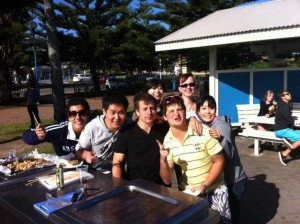 APC BBQ at Coogee Beach2