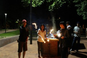BBQ Party (House Keeping Group)