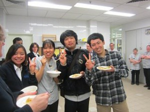 Japanese Food Party