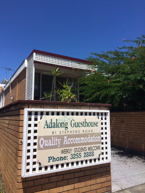 Adalong Student Guest House Brisbane