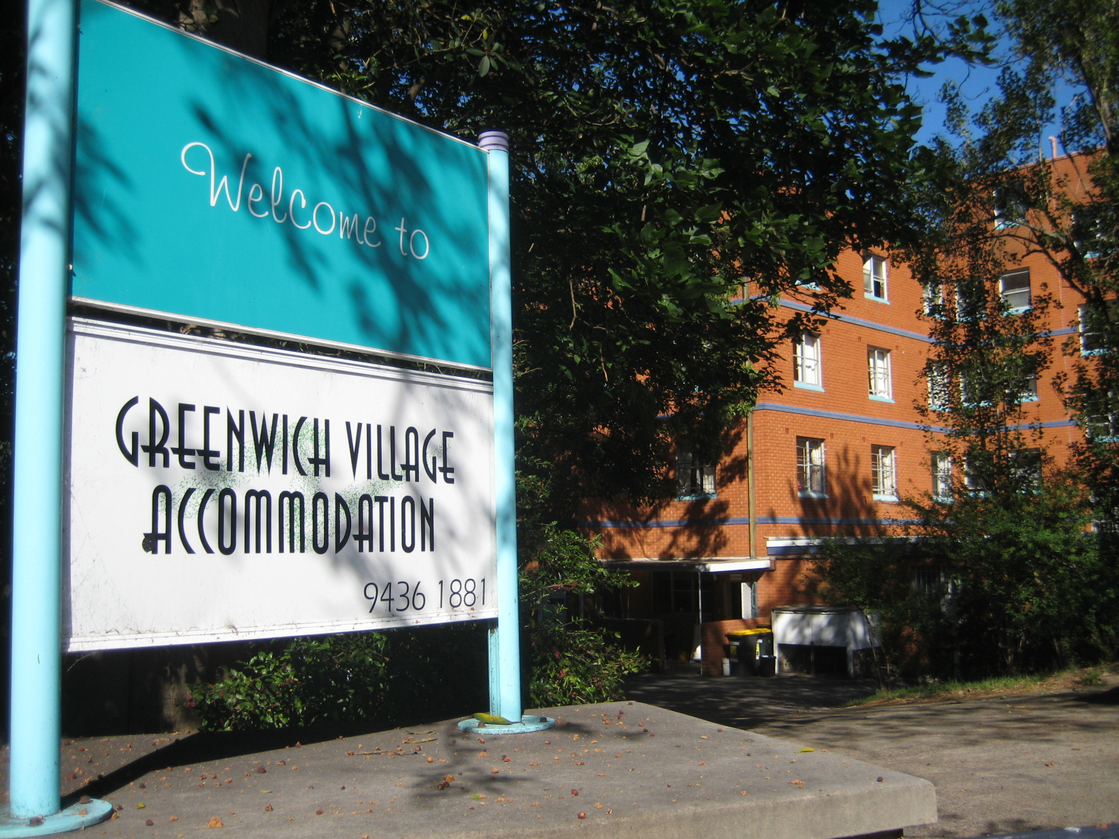 Greenwich Village Accommodation